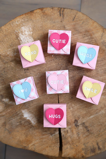 heart boxes (Lawn Fawn valentine release week)