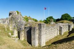 00142 Ancien château fort d'Ivry-la-Bataille - Photo of Berchères-sur-Vesgre