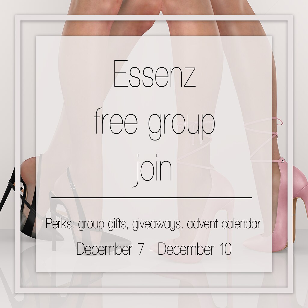 Essenz - Free group join - TeleportHub.com Live!