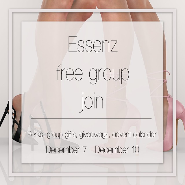 Essenz - Free group join