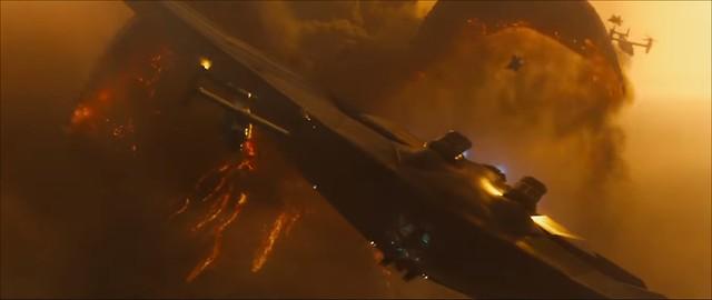 Godzilla rey de los monstruos - titanes