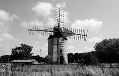 Melin wynt / Moulin à vent - Vensac - Photo of Vendays-Montalivet