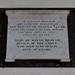 050-20180927_Great Washbourne Church-Gloucestershire-Nave, S side-memorial to Rev Evan Beavan (d.1837) & wife Sarah (d.1841)