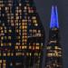 Shard Light Show....