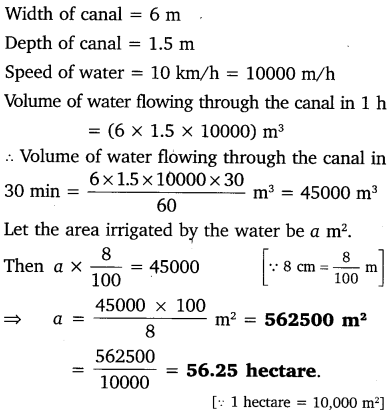 NCERT Solutions for Class 10 Maths Chapter 13 Surface Areas and Volumes 33