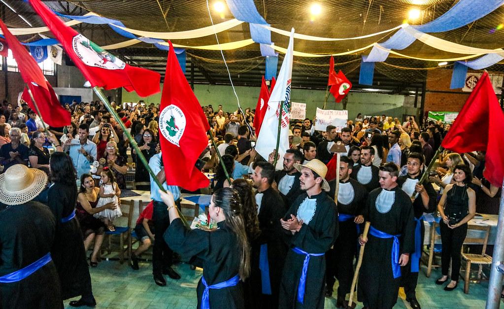 Formatura foi realizada no último sábado na região Norte gaúcha. Foto Leandro Molina.jpg