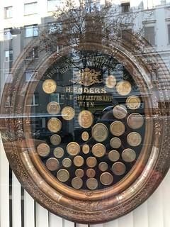 Austria H. Enders medal shield