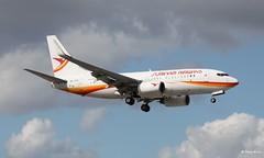 Boeing 737-300 (PZ-TCS) Surinam Airways