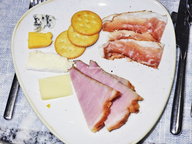 Honey Baked Ham & Cheese Selection