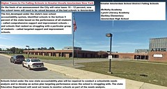 Higher Taxes to Fix Failing Schools in Greater Unsafe Amsterdam New York