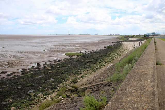 The Humber near Grimsby