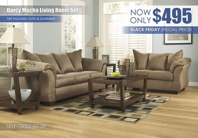 Darcy Mocha Living Room Set Special_75002-38-35-T361-SD