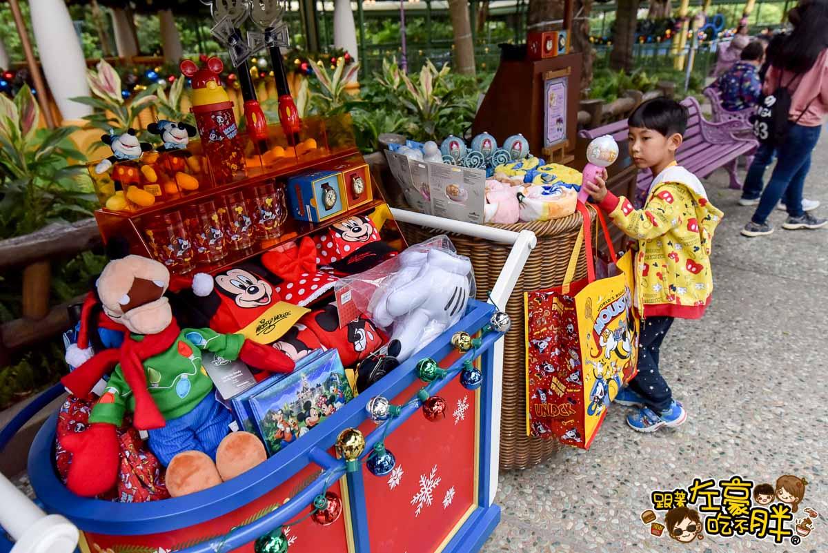 2019香港迪士尼樂園(聖誕節特別活動)-122
