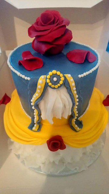 Cake by Black Velvet Cakery