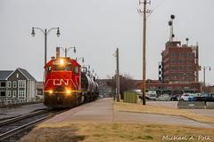 IC 9566 @ Memphis, TN