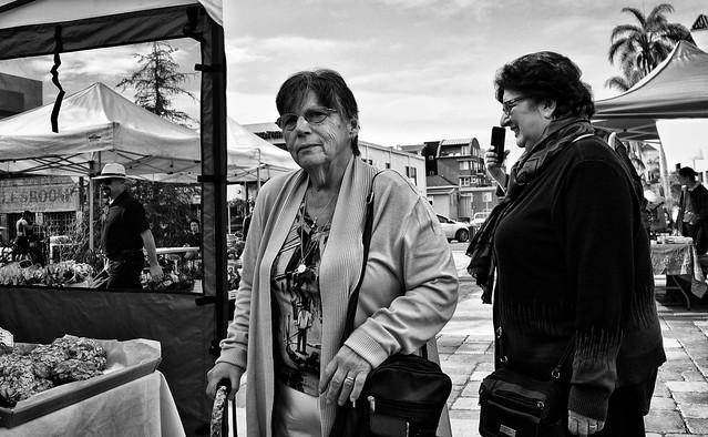 littleitaly littleitalysandiego bnw streetphotography, Sony DSC-RX100, Sony 28-100mm F1.8-4.9