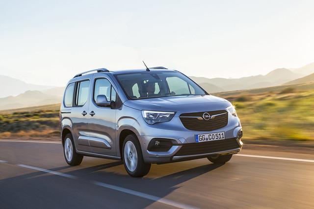 Comprar Opel Combo Life