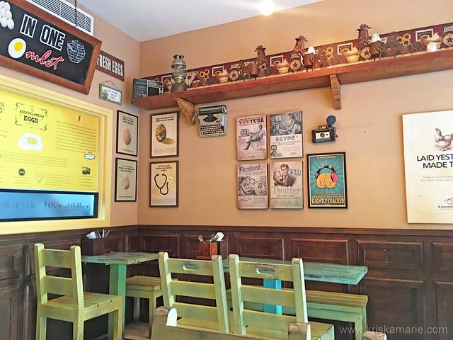 Raju Omlet - Interiors 2