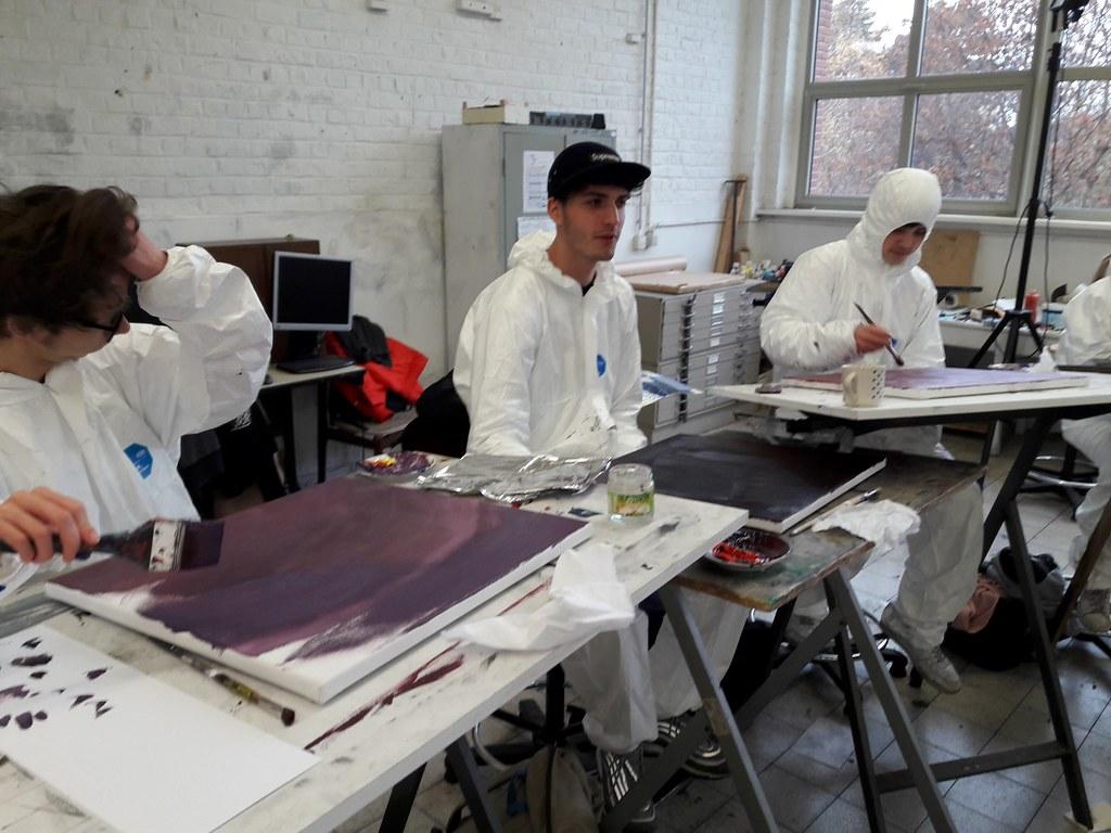 sessie 3 schilderen op doek (8)