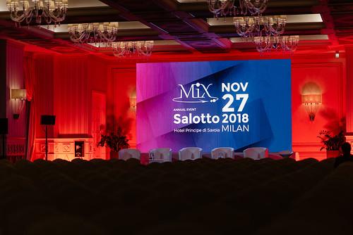MIX - Salotto 2018