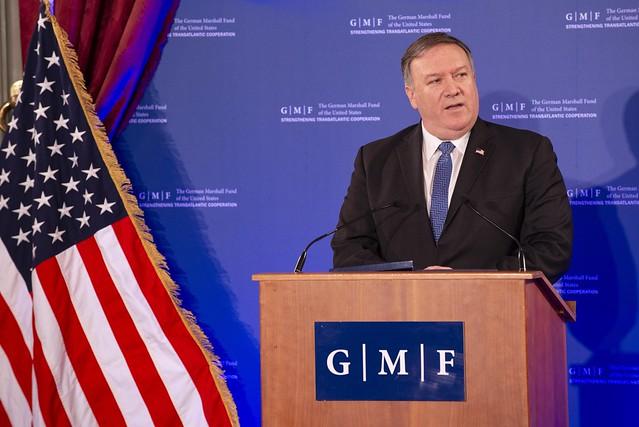 A Keynote Speech by U.S. Secretary of State Michael R. Pompeo