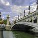The Pont Alexandre III, Paris
