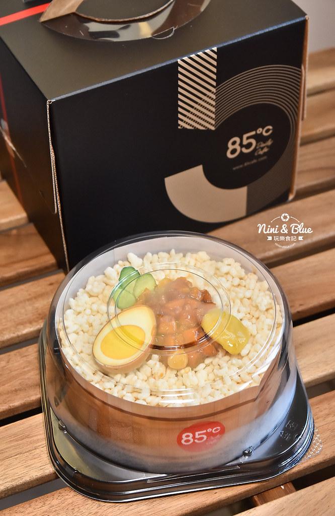 85度C滷肉飯蛋糕 金牌台灣啤酒耶誕版01