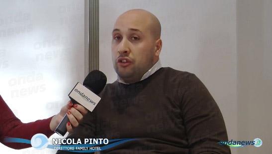 Nicola Pinto Direttore Family Hotel 2018