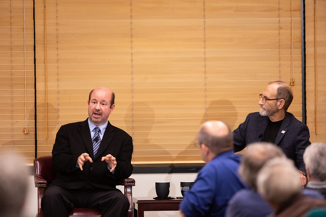 Conversation with Michael Mann