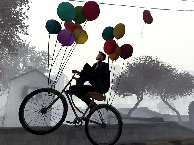Lutz City of Templemore -Ohhh.. A Balloon Got Away!!