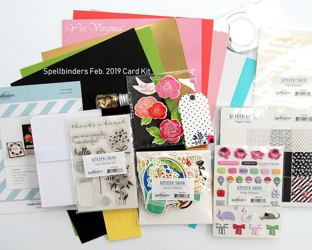 Spellbinders Card Kit (Feb 2019)