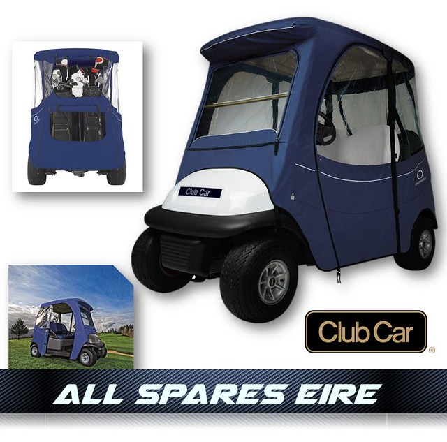 Details about CLUB CAR PRECEDENT CUSTOM FIT GOLF CART BUGGY QUALITY  FAIRWAY™ COVER ENCLOSURE