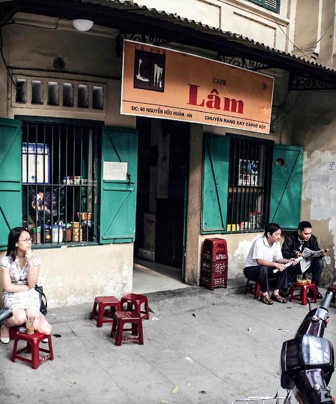 Cà phê Hà Nội xưa - Những quán cà phê gia đình
