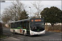 Man Lion's City – Transdev – CTA (Compagnie des Transports de l'Atlantique) (STAO PL, Société des Transports par Autocars de l'Ouest – Pays de la Loire) n°7845 / TAN (Transports en commun de l'Agglomération Nantaise) n°9077