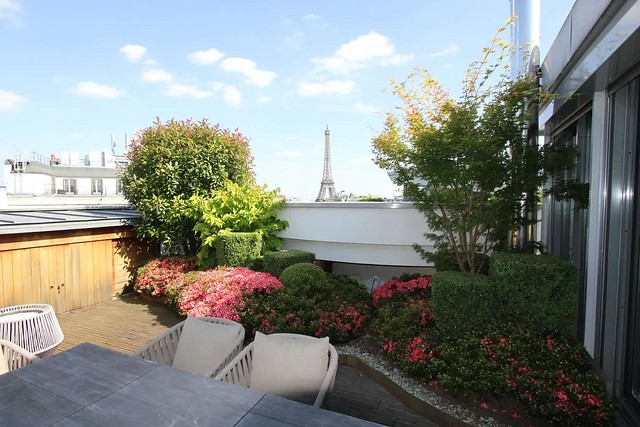 Lux Penthouse w AMAZING view on EIFFEL TOWER