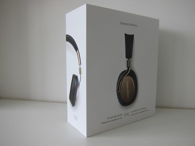 Bowers & Wilkins PX Headphones - Box