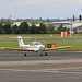 G-BGBW Piper PA-38-112 Tomahawk, Smart People Don't Buy Ltd, Gloucestershire Airport, Staverton, Gloucestershire