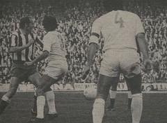 Temporada 1977/78: Atlético de Madrid 1 – Real Madrid 3