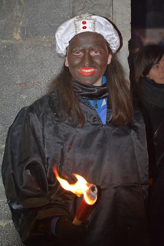 Errege Kabalgata, Andoainen