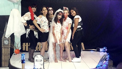 Curso Side by Side Idiomas Halloween