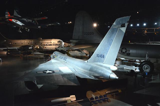 USAF_0256a Convair B-58A Hustler
