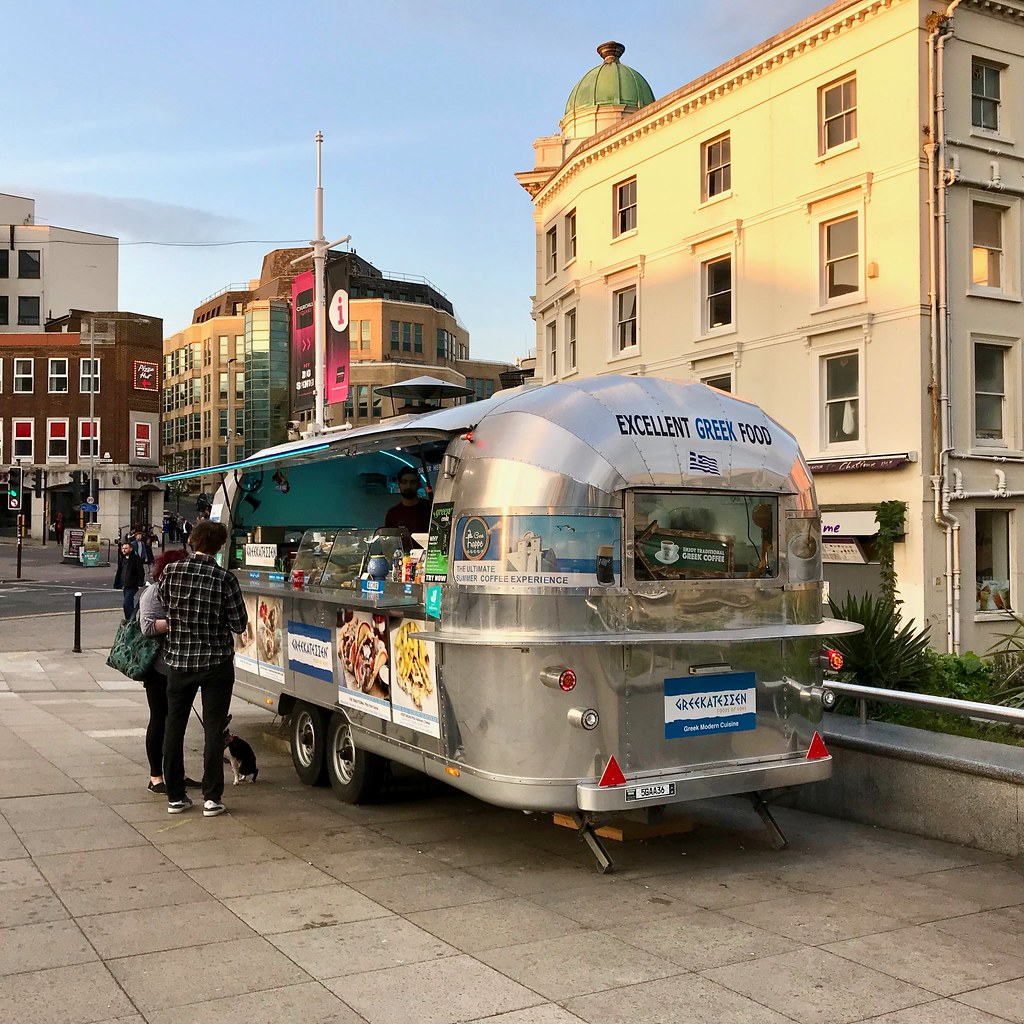 Airstream catering
