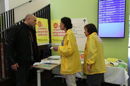 Lancement du Mois sans Tabac au rectorat, 05 novembre 2018