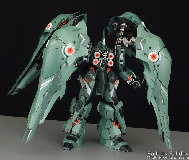 Steel Legend Metal Build Kshatriya 7