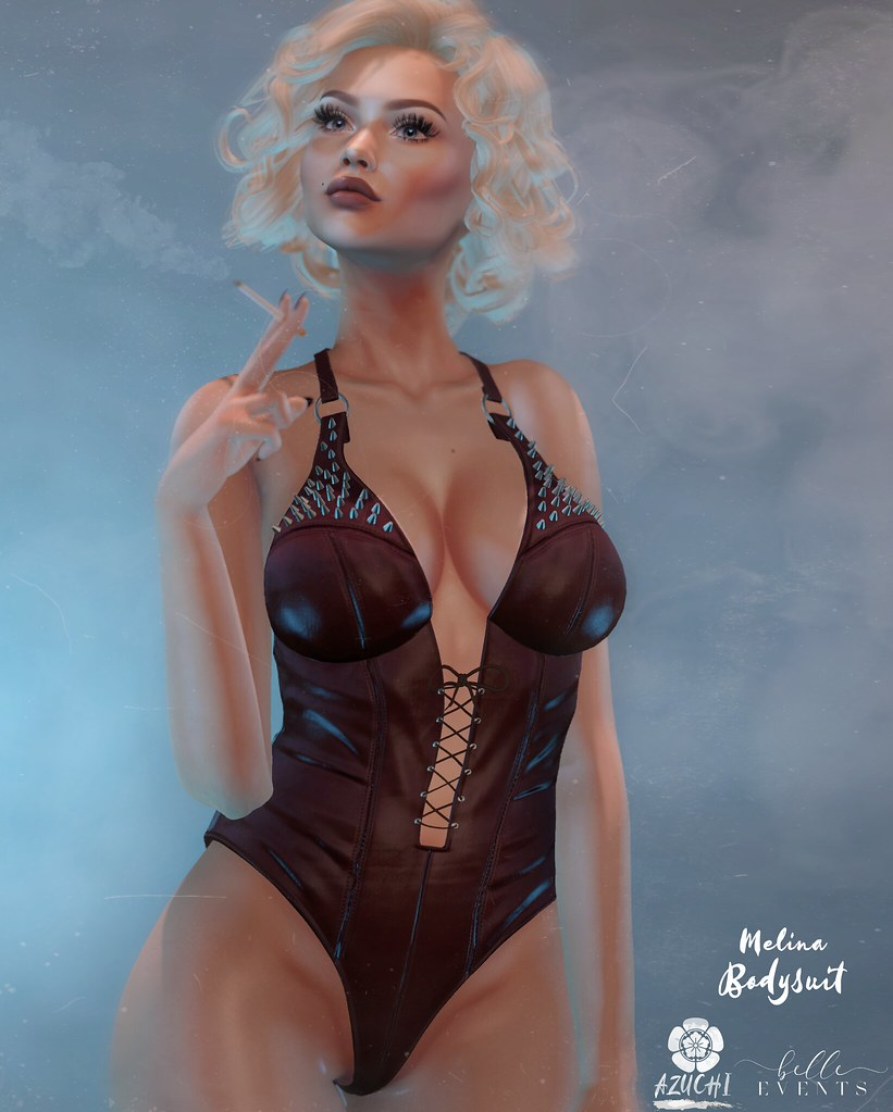 Azuchi Melina Bodysuit Coming Soon to Belle Event! - TeleportHub.com Live!