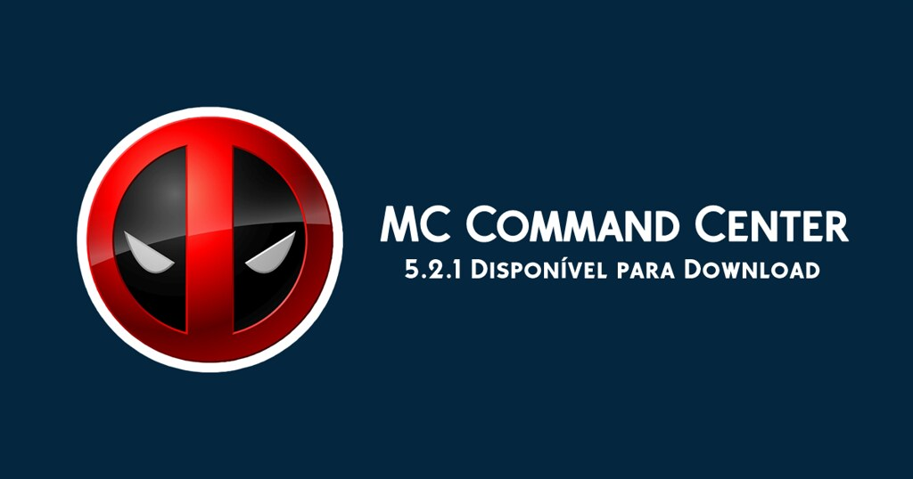 Photo of Mod MC Command Center 5.2.3 Já Disponível para Download