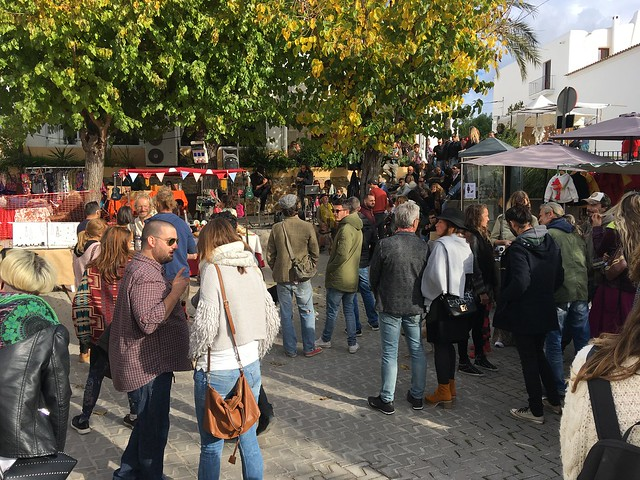 Hippy Market Sant Joan de Labritja Ibiza