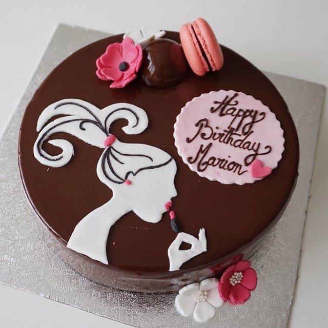 Cake by Océane's French Cakes