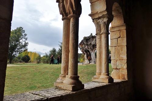 Ermita de la Virgen de las Vegas S.XII Segovia