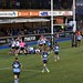 021-20181104_Cardiff Arms Park-Cardiff Blues vs Zebre Rugby Match-2nd half action-Cardiff Blues scrum and push over for a try-photo 3 of 3